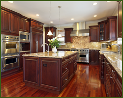 Kitchen remodeling in Dallas Texas can offer colors and textures that are new and innovative.  Dealing with a team who has the latest products and the quality installation that makes them look great is paramount.